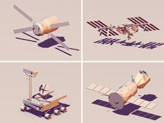 Wired Italia Space [May 2013] by Timothy J. Reynolds, via Behance