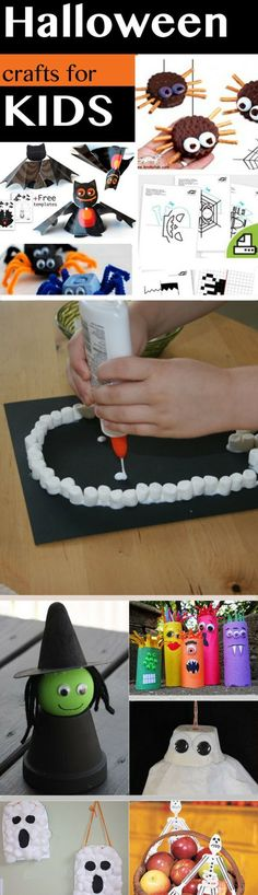 DIY Halloween Kids Crafts Pictures, Photos, and Images for Facebook, Tumblr, Pinterest, and Twitter