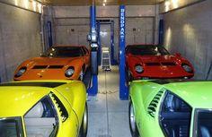 Lamborghini Miura #Lamborghini #Miura