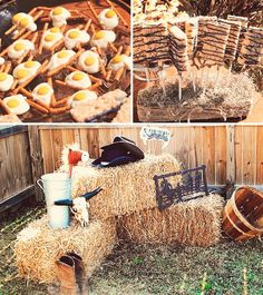 Cowboy party decor ideas