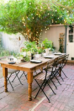 Light Up - How To Throw A Dinner Party Under $100 - Photos