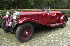 1933 Lagonda 3 Liter