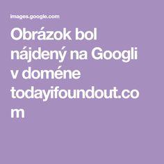 Obrázok bol nájdený na Googli vdoméne todayifoundout.com