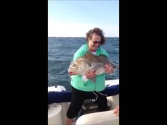 The proper way to vent a bull redfish jacksonville for Blue fish jacksonville