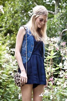Poppy Delevingne Shows Off Her It-Brit Style