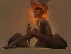 The Creepy Gorgeous Fantasy Art of Jeff Simpson
