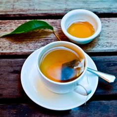 Essiac Tea for detoxifying effects