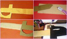 Espada del disfraz de pirata