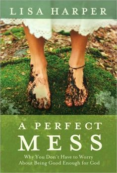 """Loved this book. Reminds me I don't have to be """"perfect."""""""