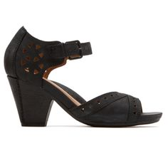 Trista Cobb Hill by Rockport in Black