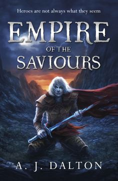 Interview with AJ Dalton author of Empire of Saviours on metaphysical fantasy, publishing and breaking the writing rules he teaches as an author. Read my interview with him:  AJ Dalton: Author interview http://editingeverything.com/blog/2016/12/06/aj-dalton-author-interview/
