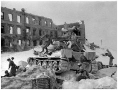 HISTORY IN IMAGES: Pictures Of War, History , WW2: Battle for Stalingrad: Some RARE pictures