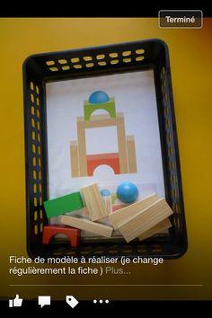 motricité fine Montessori