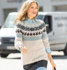 Свитер, пуловер, джемпер – 345 фотографий http://verena.ru/vyazanie-spicami/dzhemper-s-krugloy-..