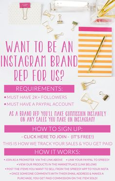 Be a Brand Rep For Us – elle & k boutique
