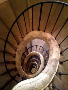 Spiral Staircases...