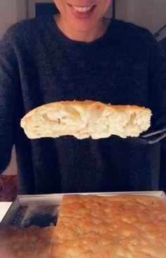 """""""Mi piace"""": 19, commenti: 0 - LaSte (@_carodiario) su Instagram: """"Focaccia integrale senza impasto: sofficissima dentro e incredibilmente croccante fuori, con solo…"""" Pie, Desserts, Instagram, Food, Diary Book, Torte, Tailgate Desserts, Cake, Deserts"""