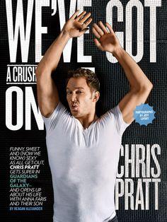 Chris Pratt - People Magazine (August 11, 2014)