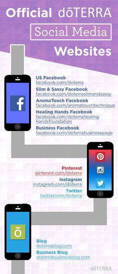 Official doTERRA Social Media Sites. All content contained within is compliant and may be shared!