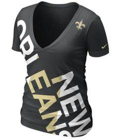0d694033f1 New Orleans Saints shirt..ladies... I gotta have this shirt!