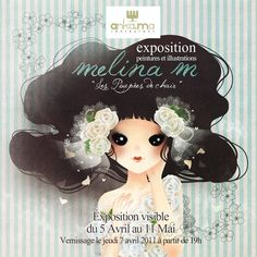 Exhibition's flyer by melina-m on DeviantArt