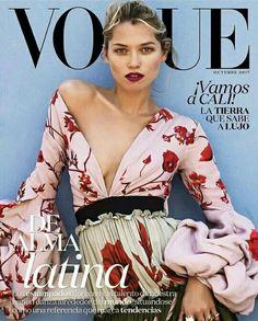 Hana Jirickova by Seb Kim for Vogue Mexico October 2017