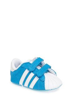 adidas 'Superstar 2' Crib Shoe (Baby) available at #Nordstrom