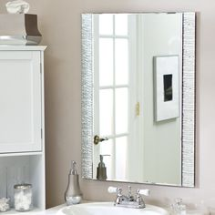 21 bathroom mirror ideas to inspire your home refresh - Modern Bathroom Mirrors