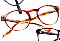Thin Frames—The Look of the Moment: