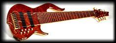 A nine string conklin bass.