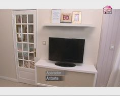 No episódio 1805 do Querido Mudei a Casa, o Aparador da ANTARTE foi a solução ideal para duas necessidades distintas. As peças de mobiliário ANTARTE podem ser adaptadas para personalizar a decoração às necessidades de cada casa e ao estilo de cada ambiente.