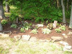 -garden design ideas: Shade Garden Plans
