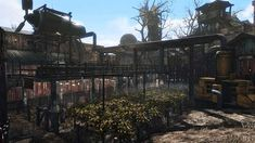 Fallout 4 Sunshine Tidings – Huge, realistic, detailed and lore friendy farm settlement! Full video tour available :) Fallout 4 Settlement Ideas, Fall Out 4, Post Apocalyptic, Funny Jokes, Sunshine, Poster, Tours, World, Apocalypse