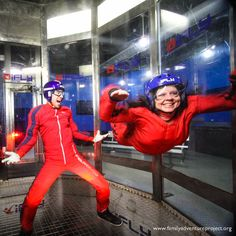 I really can fly.. iFly Orlando Indoor Skydiving
