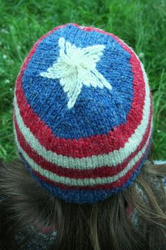 Captain America Knitting Pattern : 1000+ images about Crochet and Knit on Pinterest Captain america, Captain a...