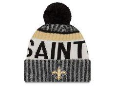 ce943fc846996c New Orleans Saints New Season Sports Beanie Cuffed Winter Knit Cap Nfl  Sports, Sports Fan