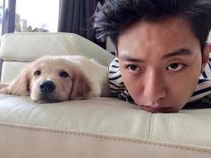 CNBlue   Lee Jung Shin (jungshin) & Simba