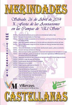 POSPUESTA!!  26/4 X Fiesta de las Asociaciones Merindades Castellanas. Villarcayo 09:00 Campas de El Soto