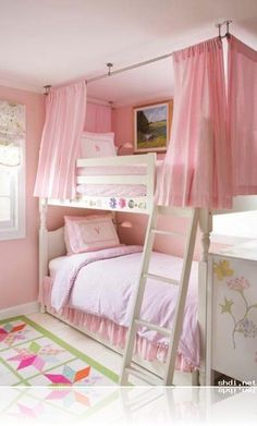 neat ways to decorate a bunk bed - Google Search