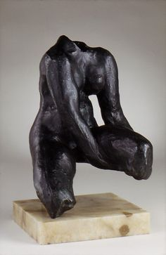 Auguste RodinTorso (The Morhardt Torso) Bronze. Met Museum. Gift of Adelaide Milton DeGroot, 1967. Accession number 48. Small but wonderful!