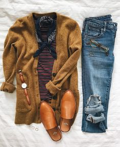 How To Wear The Clothes That Make You Look Your Best – Designer Fashion Tips Mode Outfits, Casual Outfits, Fashion Outfits, Womens Fashion, Rustic Outfits, Fashion Ideas, Casual Jeans, Ladies Fashion, Fashion Fashion