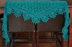 Ravelry: KinnicChick's kystnære blå shawl