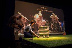 A house in Asia (Agrupación Señor Serrano) - Teatre Lliure. 25 de setembre 2016