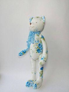 Tilda bear cute bear tilda doll stuffed toy bears handmade