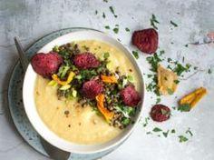 Deliciosas recetas para acompañar con crema de verduras