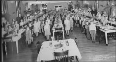 St. Joseph Orphanage, Louisville, Ky., Thanksgiving. 1940