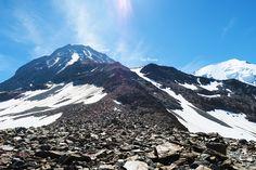 traseu-nid-d'aigle-catre-tete-rouse Mount Rainier, Mount Everest, Mountains, Classic, Travel, Cots, Mont Blanc, Derby, Viajes