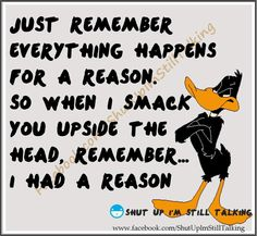 daffy duck quotes | Pin it Like Image