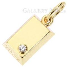 カルティエ ペンダントトップ 1Pダイヤ ダイヤモンド K18YGイエローゴールド Cartier ジュエリー