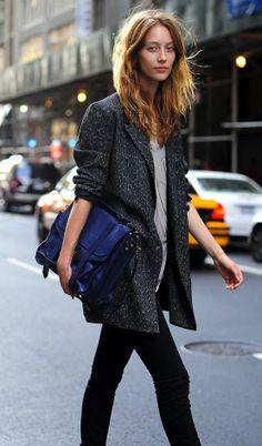 #Clutch #Coat